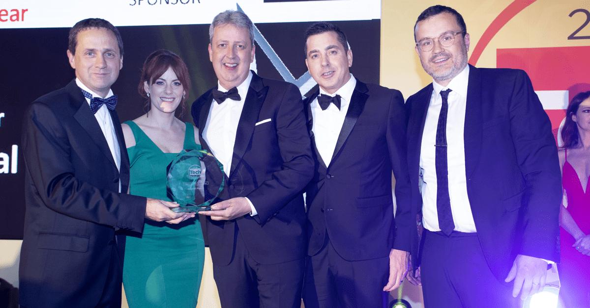 cloud partner of the year award